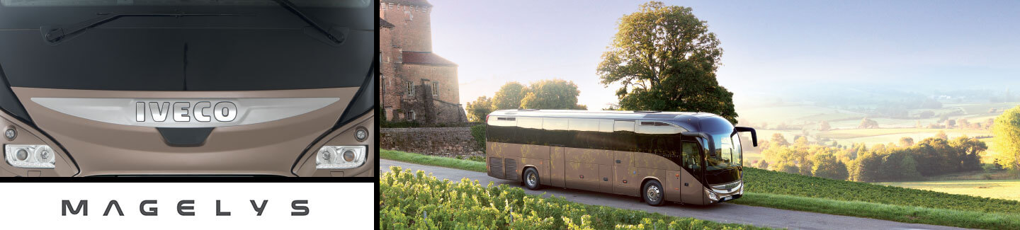 iveco bus magelys